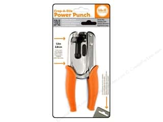 We R Memory Crop-A-Dile Power Punch Euro Hook