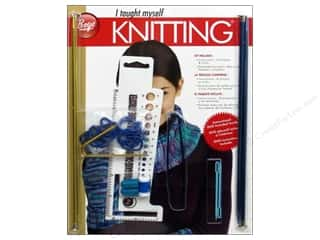 Weekly Specials Cross Stitch Kits: Boye I Taught Myself Knitting Set