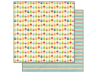 Echo Park Paper 12x12 Perfect Summer Ice Cream (25 piece)