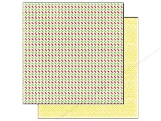 Clearance Blumenthal Favorite Findings: Echo Park 12 x 12 in. Paper A Perfect Summer Chevrons (25 piece)