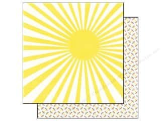Echo Park Paper 12x12 Perfect Summer Sunshine (25 piece)