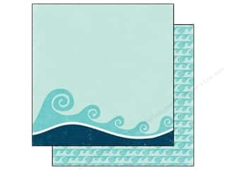 Echo Park 12 x 12 in. Paper Perfect Summer Waves (25 piece)