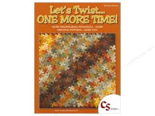 Books & Patterns Back to School: Country Schoolhouse Let's Twist One More Time Book by Marsha Bergren