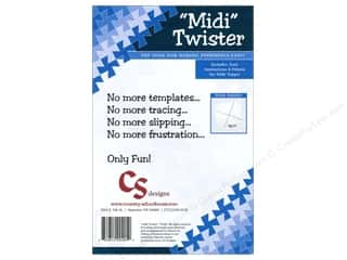 Country Schoolhouse Tools Midi Twister