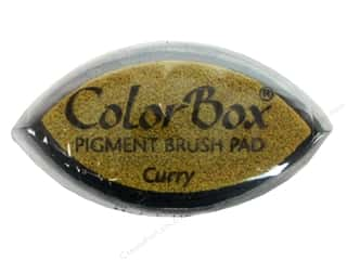 ColorBox Pigment Ink Pad Cat's Eye Curry