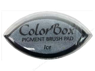 Clearsnap ColorBox Pigment Inkpad Cat's Eye: ColorBox Pigment Inkpad Cat's Eye Ice