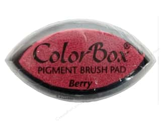 Clearsnap ColorBox Pigment Inkpad Cat's Eye: ColorBox Pigment Inkpad Cat's Eye Berry
