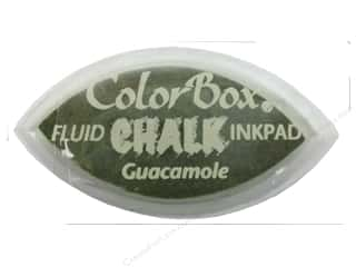 ColorBox Fluid Chalk Inkpad Cat's Eye Guacamole