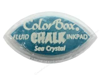 ColorBox Fluid Chalk Inkpad Cat's Eye Sea Crystal