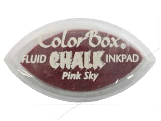 ColorBox Fluid Chalk Ink Pad Cat's Eye Pink Sky