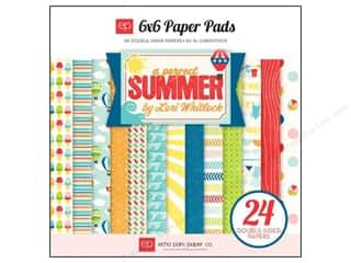 Echo Park Paper Pad 6x6 A Perfect Summer