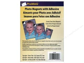 picture $5 - $6: ProMag Magnet Photo Adhesive Variety Pack 5pc