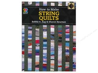 How To Make String Quilts Book