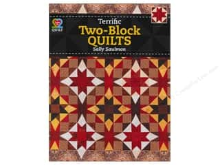 Terrific Two Block Quilts Book