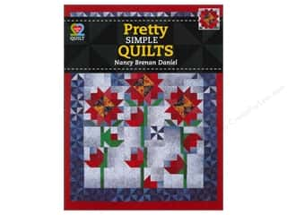 American Quilter's Society $8 - $10: American Quilter's Society Pretty Simple Quilts Book By Brenan Daniel