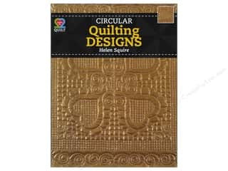 Quilting: Circular Quilting Designs Book