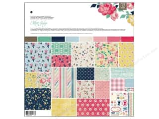 BasicGrey Paper Collection Pack Mint Julep
