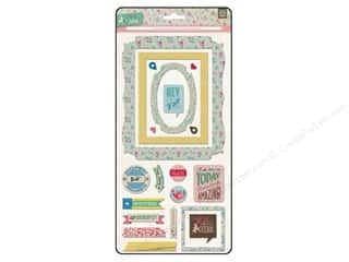 Y: BasicGrey Canvas Stickers Mint Julep