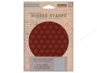 BasicGrey Rubber Stamp Tiny Flowers & Dots