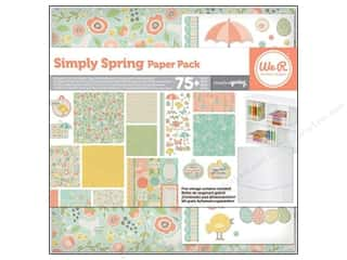 We R Memory Paper Pack Simply Spring