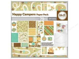 We R Memory Paper Pack Happy Campers