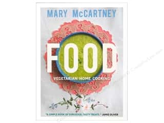 Food Books: Sterling  Food: Vegetarian Home Cooking Book by Mary McCartney