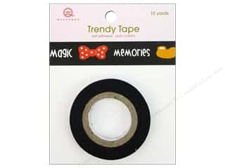 Queen & Co Trendy Tape: Queen&Co Trendy Tape 10yd Icons Magic