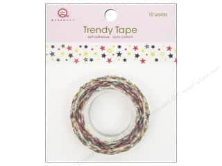 Queen & Co Trendy Tape: Queen&Co Trendy Tape 10yd Magic Stars