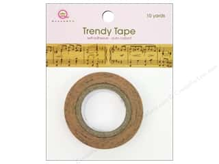 Queen&amp;Co Trendy Tape 10yd Music