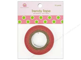 Queen&Co Trendy Tape 10yd Polka Girl