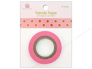 Queen&amp;Co Trendy Tape 10yd Polka Love