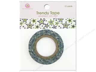 Queen&Co Trendy Tape 10yd Oh My Stars Boys