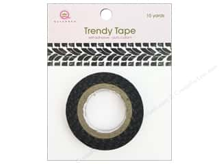 Queen & Co Trendy Tape: Queen&Co Trendy Tape 10yd Treads