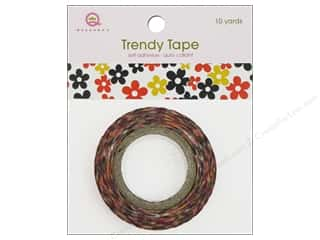 Queen&amp;Co Trendy Tape 10yd Bitty Blooms