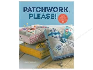 Interweave Press Home Decor: Interweave Press Patchwork Please! Book by Ayumi Takahashi