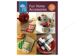 Interweave Press Home Decor: Interweave Press Craft Tree Fun Home Accessories Book
