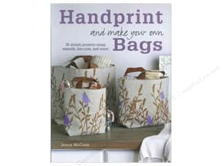 Handprint and Make Your Own Bags Book