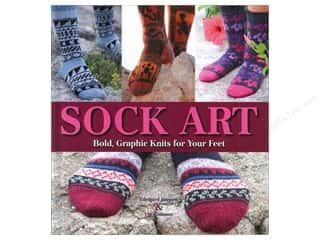 Sock Art Book