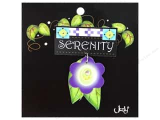 Pins Clearance: Jody Houghton Pins Inspirational Flower Serenity