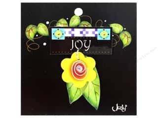 Pins Clearance: Jody Houghton Pins Inspirational Flower Joy
