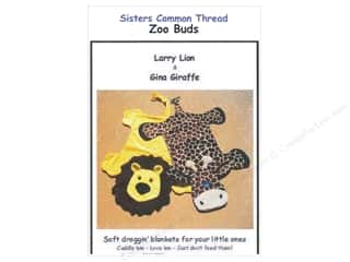 Sisters' Common Thread Patterns: Sisters' Common Thread Zoo Buds Pattern