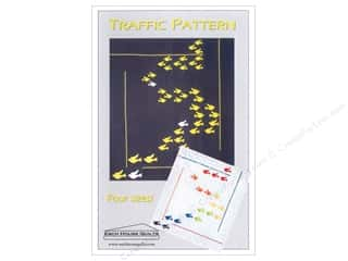 Esch House Quilts Home Decor Patterns: Esch House Quilts Traffic Pattern