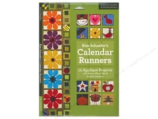 Robin Quilts, Etc: Kim Schaefer's Calendar Runners Pattern