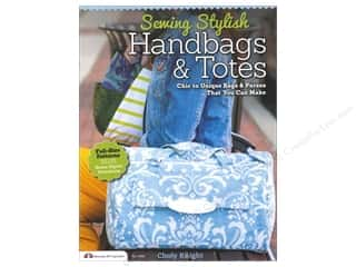 Potter Publishing Purses, Totes & Organizers Books: Design Originals Sewing Stylish Handbags & Totes Book