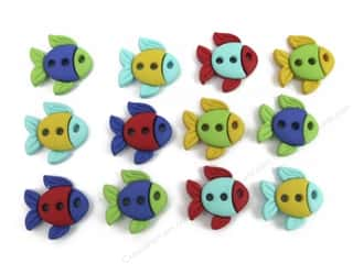 Jesse James Embellishments Sew Cute Fish