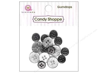 Queen & Co Buttons Gumdrops Licorice