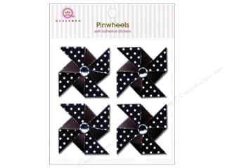 Queen & Company Queen&Co Sticker: Queen&Co Sticker Pinwheel Licorice