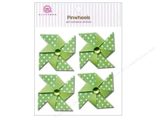 Queen&Co Sticker Pinwheel Kiwi Kiss