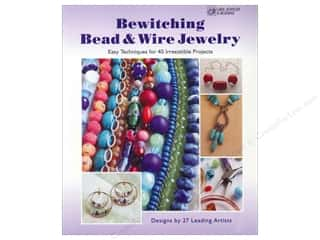 Wire Beading & Jewelry Making Supplies: Lark Bewitching Bead & Wire Jewelry Book