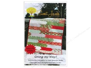 Sweet Jane Quilting Designs: Sweet Jane's Designs Going My Way? Pattern